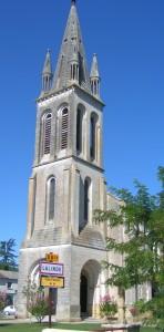 St Pierre -ès-Liens à Lalinde